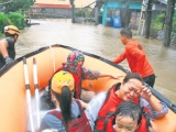 Rescue Operations During Juaning / Nock-Ten